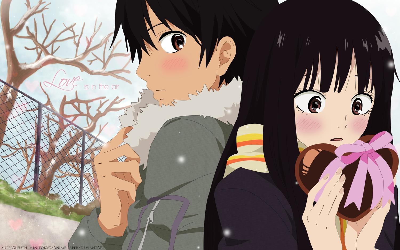 Anime kimi no todoke sub indo season 1 eps 1 end